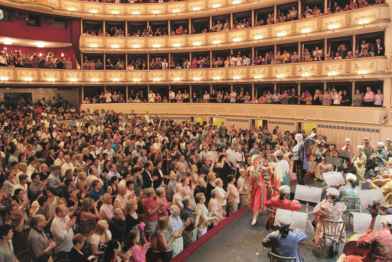 Tickets to Mozart & Strauss at the Vienna State Opera