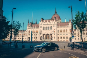 Transfer by Car to/from Vienna & Budapest