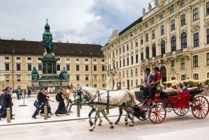 Vienna: 2 Hour Hidden Gems and Legends Guided Walking Tour
