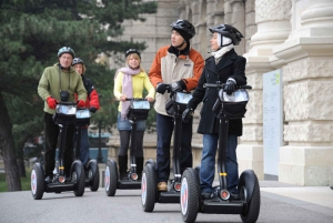 Vienna: 3-Hour Christmas Tour by Segway