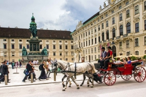 Vienna 3-Hour Walking Tour: City of Many Pasts