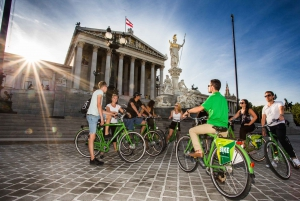 Vienna by Bike 3-Hour All-In-One City Bike Tour in English
