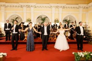 Vienna: Christmas Concert and Dinner in the Kursalon
