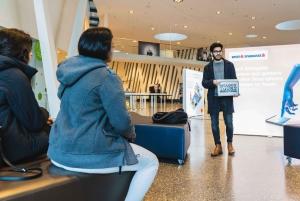 Vienna: City Tour Through The Eyes of a Refugee