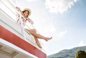 Vienna: Cruise and Schnitzel Tour