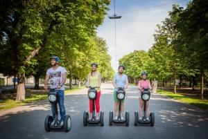 Vienna: Danube Rhapsody Segway Tour