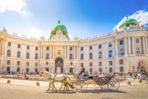 Vienna: Family Walking Tour