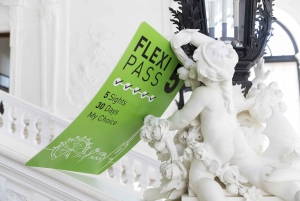Vienna: Flexipass for 3, 4 or 5 Top Sights