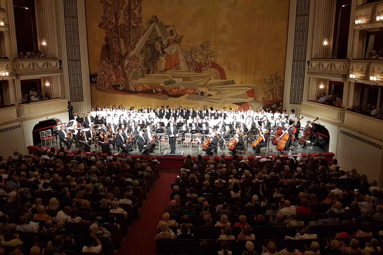 Vienna Hofburg Orchestra Concert at the Vienna State Opera