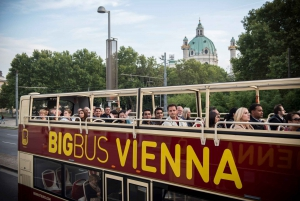 Vienna: Hop-on, Hop-off Sightseeing Bus & Free WiFi