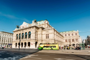 Vienna: Hop-On Hop-Off Tour with Wi-Fi