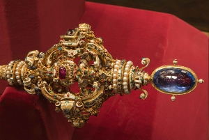 Vienna: Imperial Treasury in the Hofburg Palace