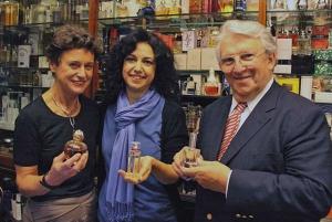 Vienna: KuK Perfumery Filz Perfume Tasting Tour