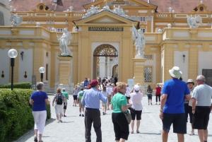 Vienna: Melk Abbey, Wachau, Danube Valley Private Trip