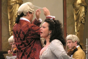 Vienna: Mozart Concert with Dinner and Carriage Ride