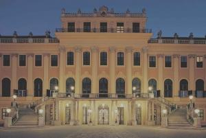 Vienna: Music Concert at Schönbrunn Palace with Wine