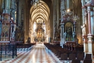 Vienna Old Town and St. Stephen's Cathedral Walking Tour