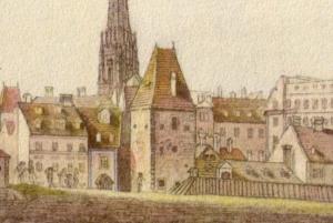 Vienna Old Town Walking Tour in German