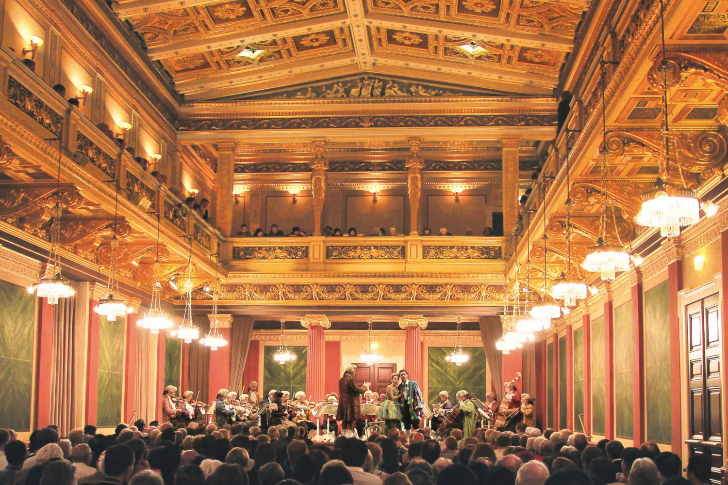 Vienna Orchestra: Mozart and Strauss in the Brahms-Saal