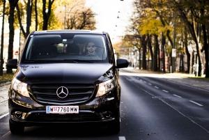Vienna: Private 3-Hour City Highlights Van Tour