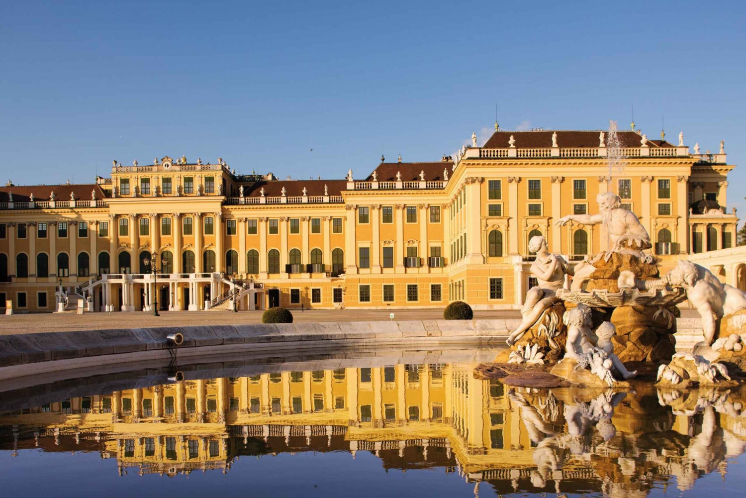Vienna Private Sightseeing Tour from Budapest