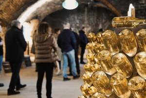 Vienna: Schlumberger Wine Cellar Guided or Self-Guided Tour