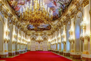 Vienna: Schönbrunn Garden and Skip the Line Palace Tour