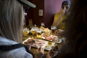 Vienna: Street Food and Craft Beer Small-Group Tasting Tour