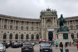 Vienna: The 7 Wonders of Vienna Tour and Spy Game