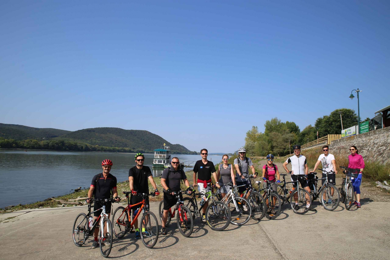 Vienna to Bratislava to Budapest Bike Tour