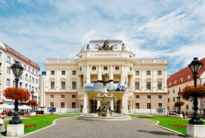 Vienna to Bratislava Tour by Bus and Boat