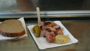Wiener Würstelstand - Viennese sausages