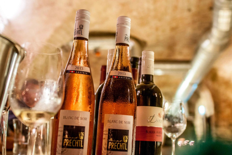 Wine Tasting and Cellar Tour in German