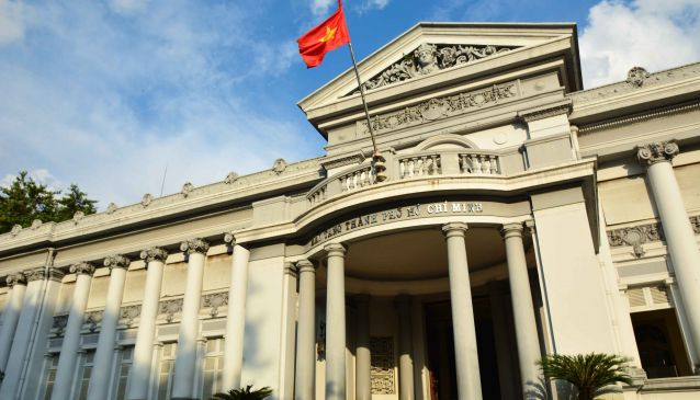 A Visit to Ho Chi Minh City Museum