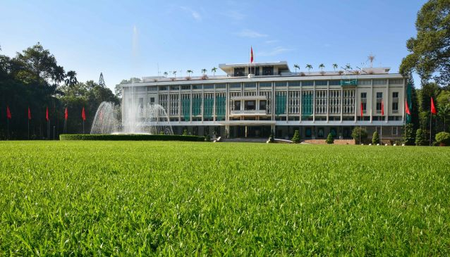 Ho Chi Minh City's Independence Palace