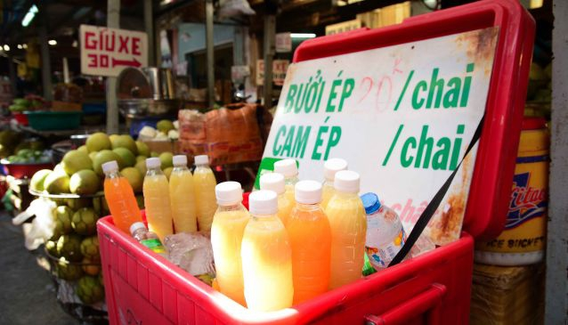 Saigon's Special Drinks