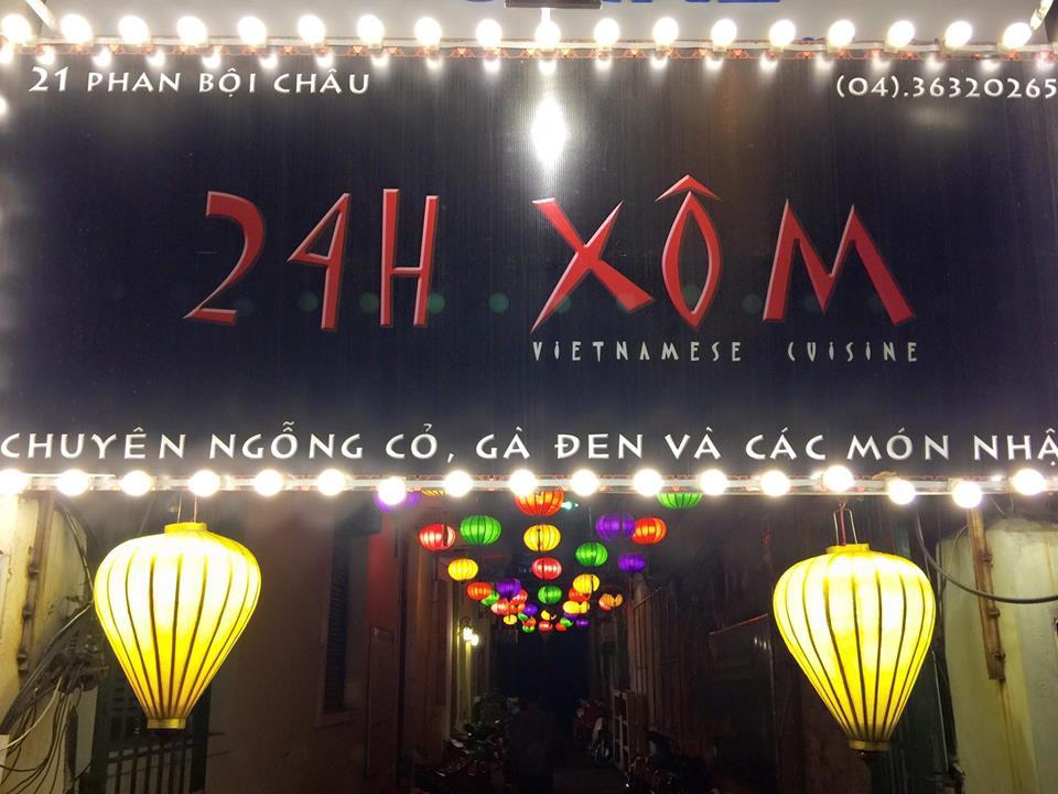 24H XÔM