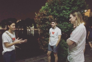 4-Hour Ha Noi Nightlife by Scooter Tour
