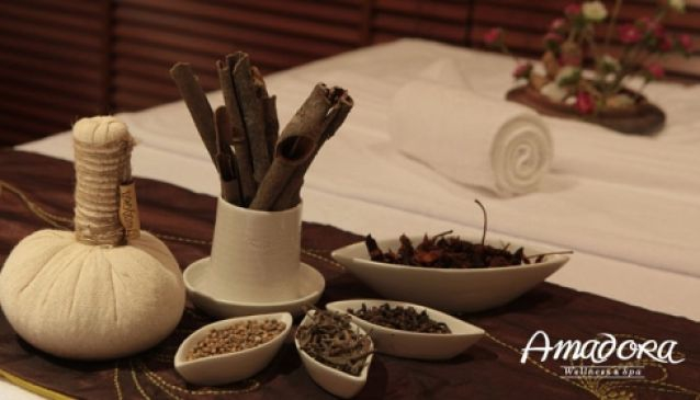 Amadora Wellness & Spa