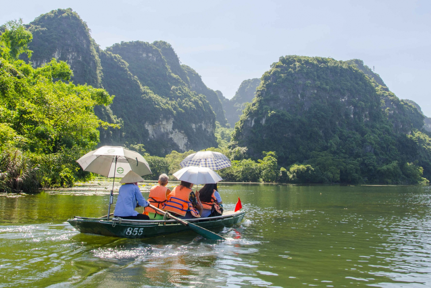 Bai Dinh Temple and Trang An Private Tour from Hanoi