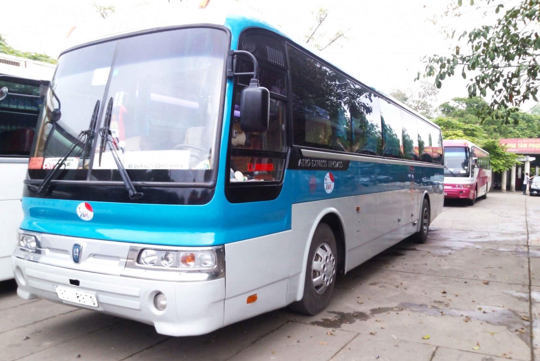 Bus Ticket Ho Chi Minh to Nha Trang