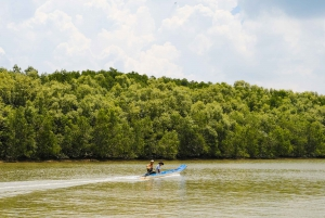 Can Gio Biosphere Reserve: Full-Day Speedboat Adventure