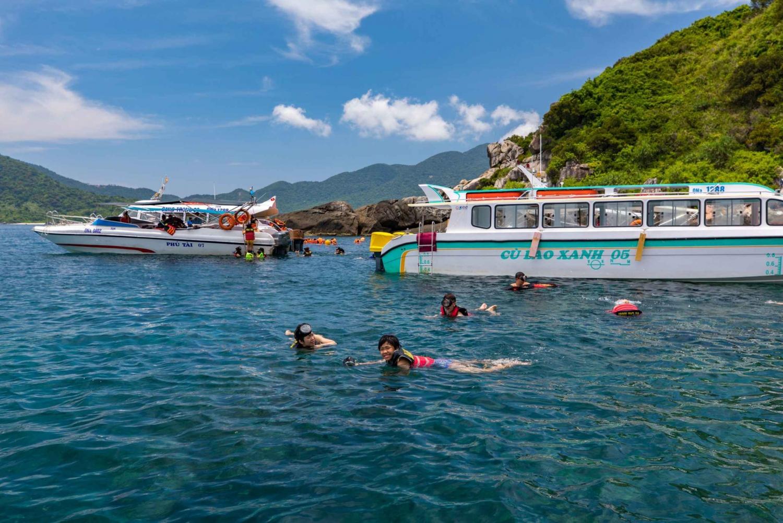 Cham Islands Escape from Da Nang
