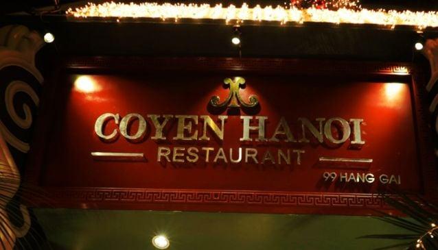 COYEN restaurant