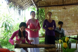 Cu Chi Tunnels and Mekong Delta: Full-Day Small-Group Tour