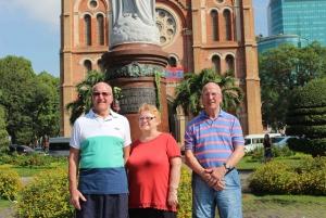 Cu Chi Tunnels and Saigon City Private Tour