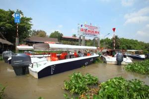Cu Chi Tunnels Luxury Speed Boat Half Day Tour
