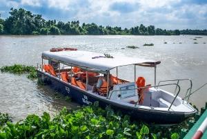 Cu Chi Tunnels & VIP Speedboat Tour