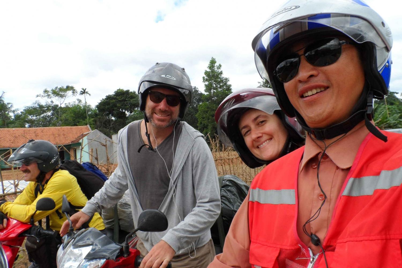 Da Lat and Paradise Lake Full-Day Tour by Motorbike
