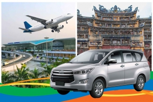Da Nang Airport: Private Transfer to/from Hue City